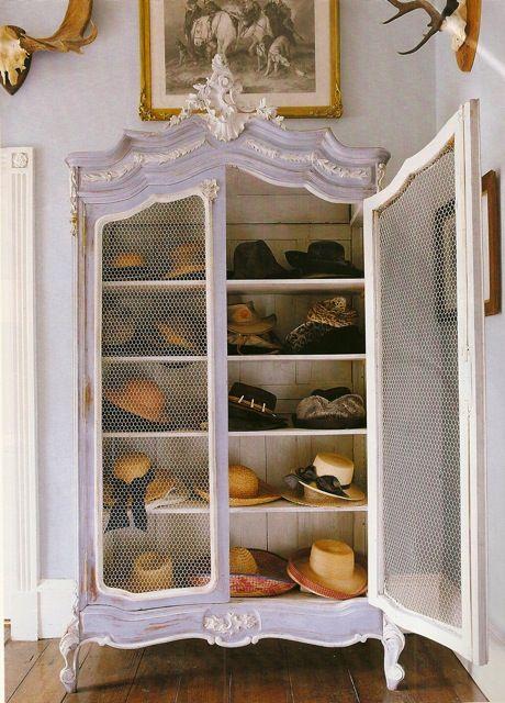 Unexpected Interiors: Armoires