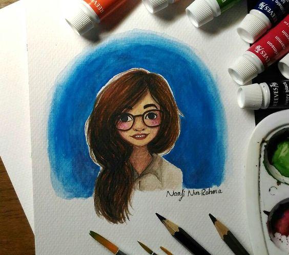 Portrait Natasha Anggun