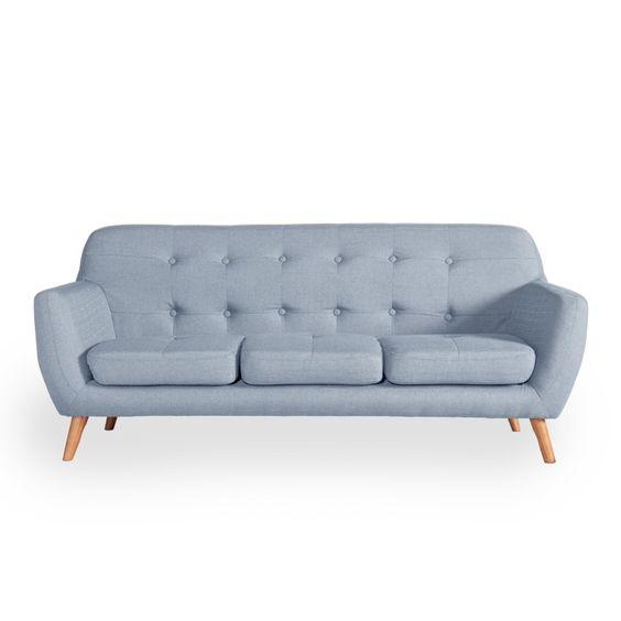 Sof vintage azul claro 299 00 sof s y sillones - Sillones de epoca ...