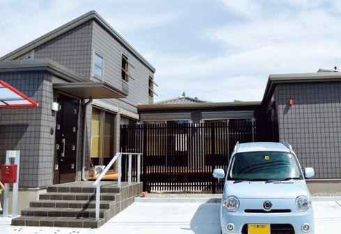 お宅訪問レポート025 セキスイハイム中部注文住宅 一戸建て 光熱費ゼロの家 地震に強い家ならお任せください ハイム 鉄骨の家 家