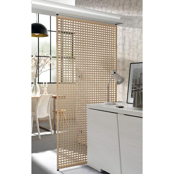 Cloison amovible quadratus castorama screens doors for Separation castorama