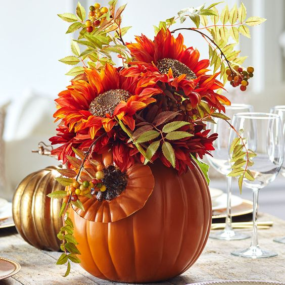 Michaels Crafts Fall Floral Stems