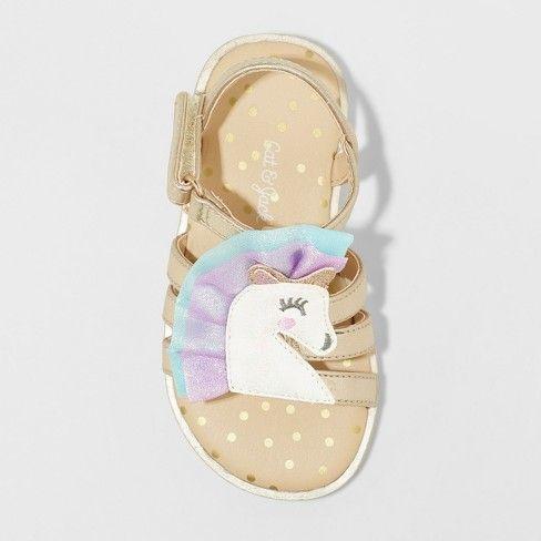 Toddler Girls' Kailey Unicorn Slide