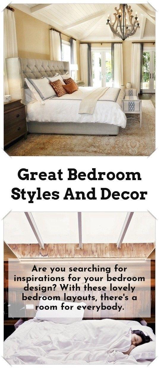 Ways To Decorate Your Bedroom Bedroom Layouts Bedroom Styles
