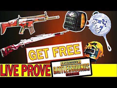How To Get Skins In Pubg Mobile For Free