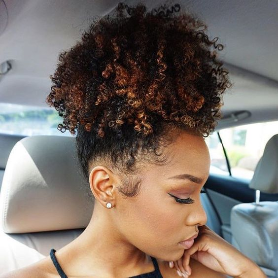@fabulousbre Love her hair Want more amazing natural hair? Follow @amournai: