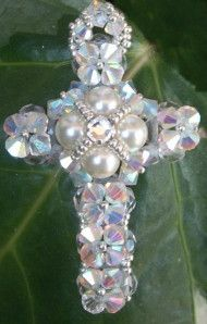 Beaded Cross PATTERN