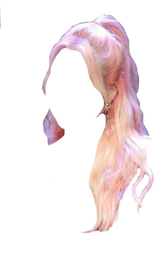 Pin By Julissa Ceballos On I Poly Hair Pink Hair Clips Anime Hair Hair Png