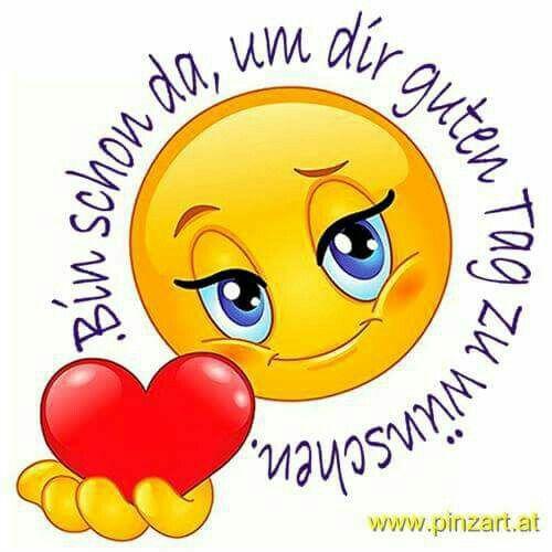 Guten Tag Von Guten Morgen Lustig Guten Morgen Smiley