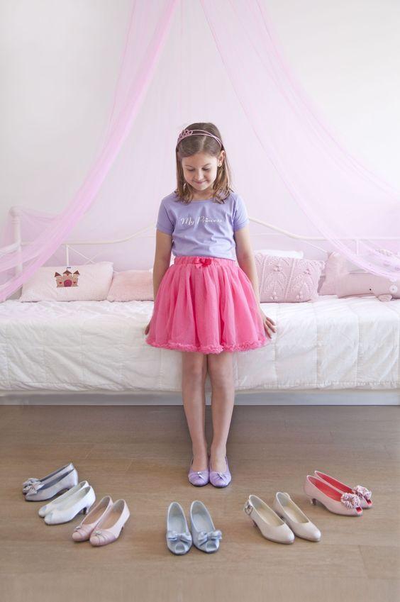 Zapatos para ni as my princess pinterest zapatos - Ideas para decorar zapatos de nina ...
