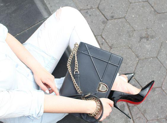 Dior Diorama bag: