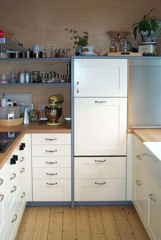 DanKuchen - Kuhinje v katere se zaljubite Dankuchen - küchen arbeitsplatte sonoma eiche