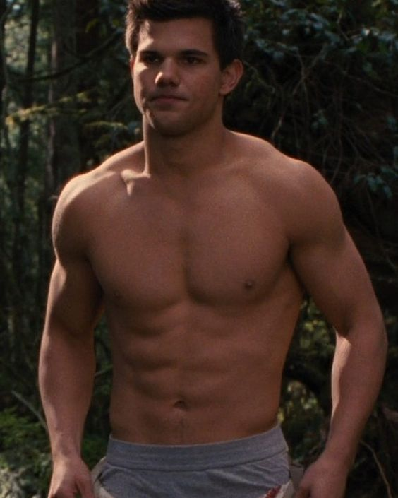 taylor lautner sexy - Google Search
