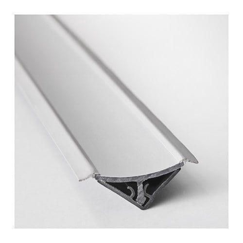 Fixa Wandabschlussleiste Grau Ikea Deutschland Arbeitsplatte Arbeitsplatte Kuche Wandleiste