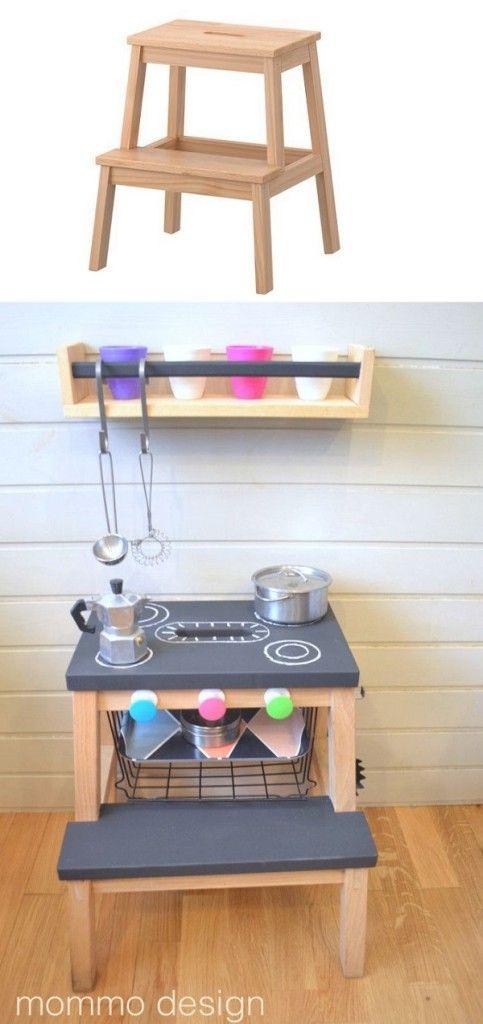 15 ideas geniales para transformar muebles de ikea - Transformar muebles ikea ...