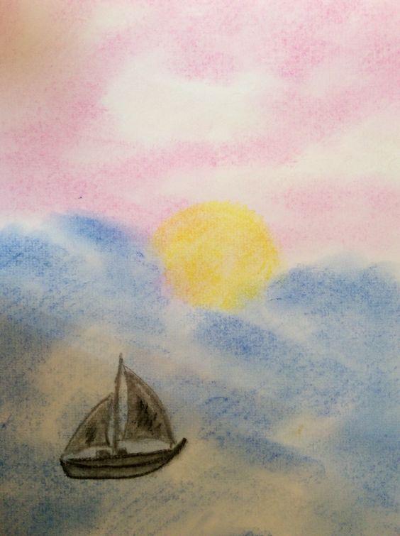 Sonne ,Meer