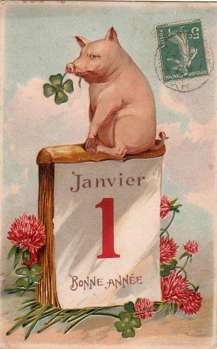 mudwerks: via Piggy New Year   Flickr: