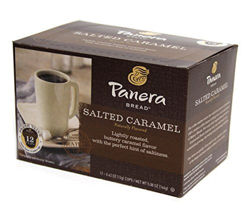 Panera Bread Coffee Box Mesmerizing Panera Bread Kcup Single Serve Coffee 12 Count 508Oz Box Pack Design Ideas