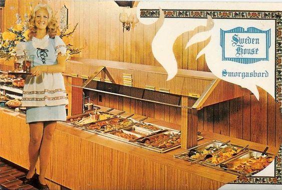 Childhood Memories In Family Restaurants