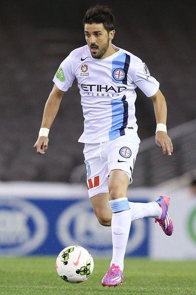 David Villa Pictures - A-League Rd 3 - Melbourne Victory v Melbourne City - Zimbio
