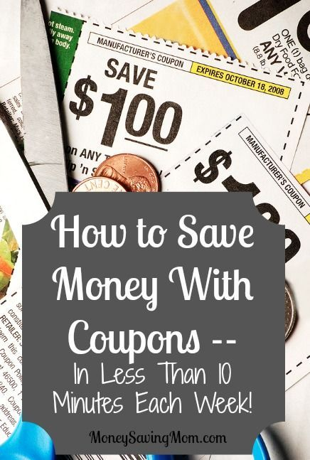 If you think coupons are too much work, you've GOT to read this post. This simple method of using coupons could totally revolutionize the way you view coupons -- it's SO easy and effective! Frugal Living Tips #frugal #savingmoney #thrifty