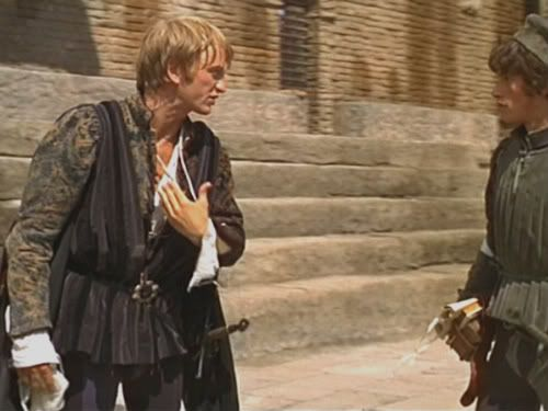 How do Benvolio and Romeo learn about Capulet's Feast?