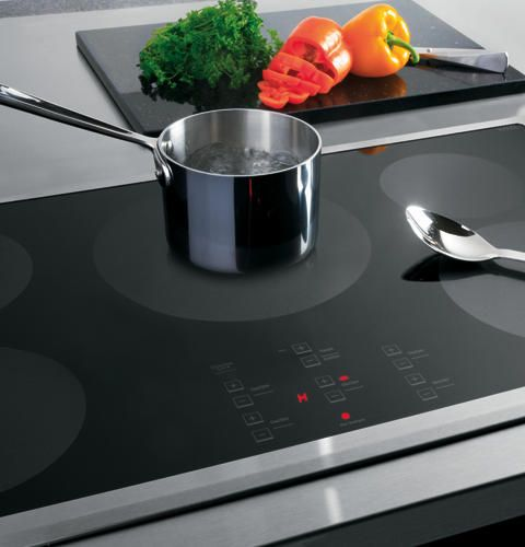 Ge Profile Series 36 Electric Induction Cooktop Php960smss Induction Stove Top Future Apartment Decor Cool Kitchens