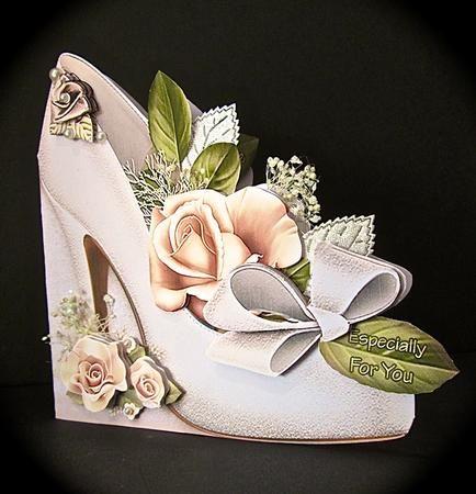 The Bridal Shoe Full Card