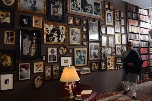 Amitabh Bachchan House Interior Design Library | Celebrities Phone No |  Pinterest | Amitabh Bachchan Part 26
