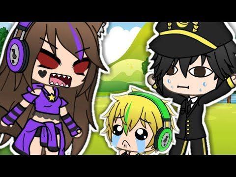 Meme Solta O Meu Namorado Gacha Life Youtube Art Contest Anime Fan Art