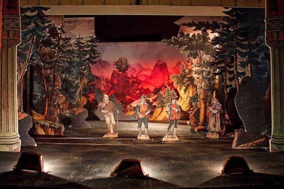 Don Giovanni, Käthchen & Co. – Sabine Herder & Peter Schauerte-Lüke, Solingen    Die Jungfrau von Orleans http://www.modelteater.dk/