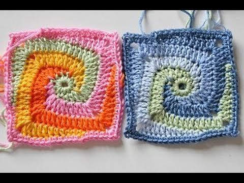Granny square anleitung youtube