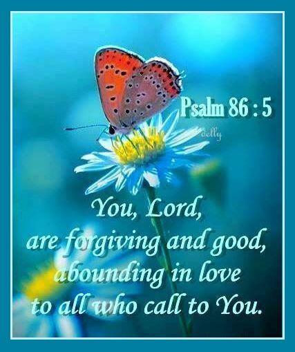 Psalms 86:5:
