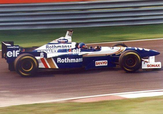 11 août 1996 3e victoire de Jacques Villeneuve au Grand Prix de Hongrie de Formule 1 #sport https://t.co/yTkhDv56UW https://t.co/zmrJisqCzY