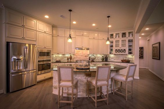 Favorite look for a kitchen