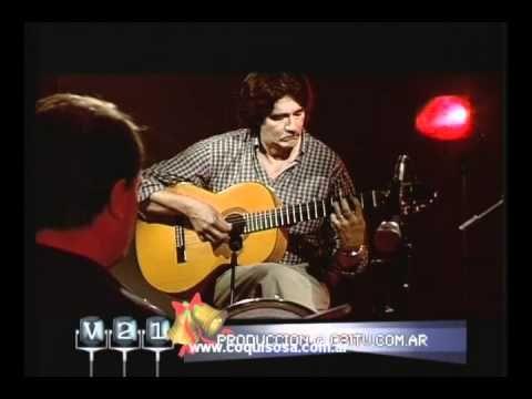 """Coqui Sosa presenta """"Navidad Criolla Argentina"""" y canta """"Despierta navidad"""""""