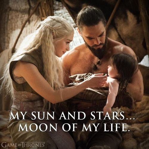 game of thrones...what should of happened. ..bring back Khal Drogo!
