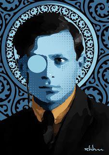 Blog do Elihu: Tristan Tzara. Festival International de Portraits...