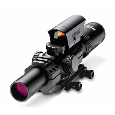 MTAC 1-4x24mm Illuminated Ballistic CQ Rifle Scope Combo