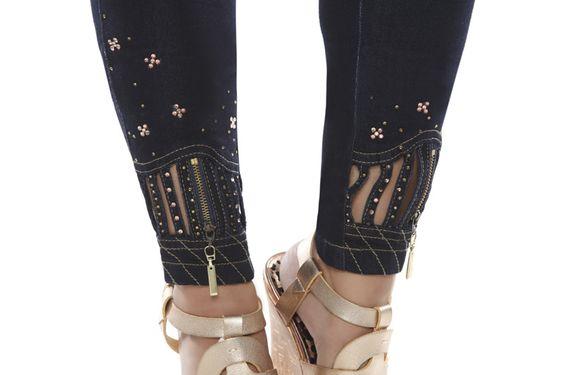 #ChicaDfans Jeans con estilo para que vistas bien! http://buff.ly/1fS5JSH