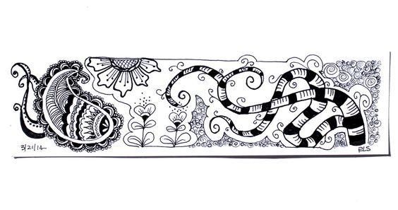 Tickle Monster bookmark by RandySandknop on deviantART