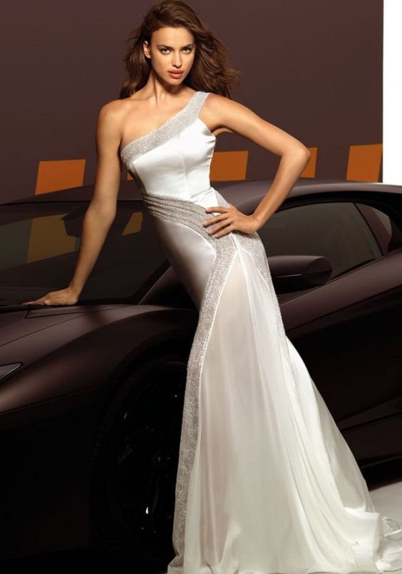 Alessandro Angelozzi Couture 2013 Wedding Dresses Irina Shayk