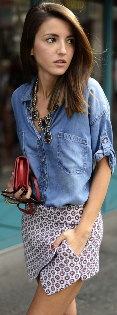 Summer Fashion Trends - I can