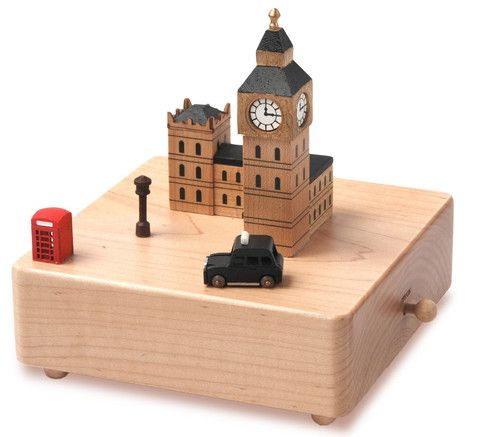 Wooderfulife Music Box-London - SuperSmartChoices - 2