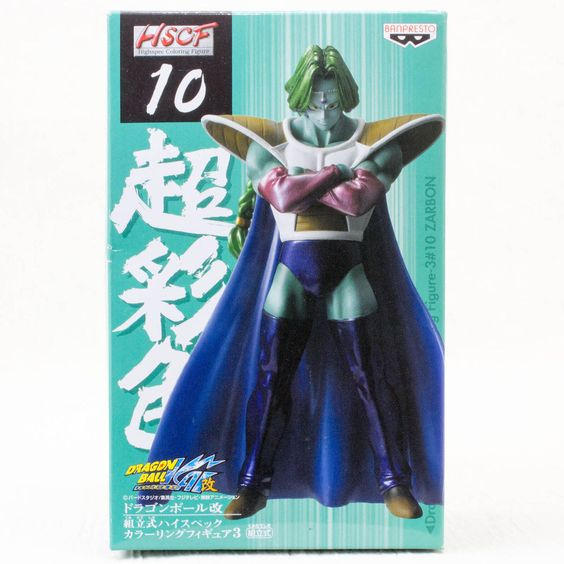 Dragon Ball HSCF Figure high spec coloring Zarbon 1st Form JAPAN ANIME MANGA