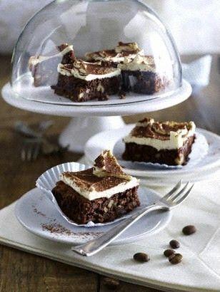Kaffee-Brownies
