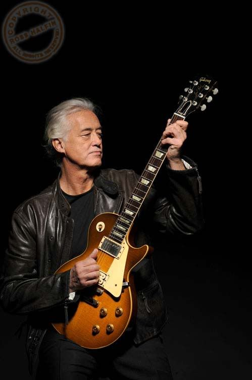 After Joe Perry, my favorite guitarist is the legendary Jimmy Page of Led Zepplin. Amazing, gifted. (photo credit Ross Halfin)