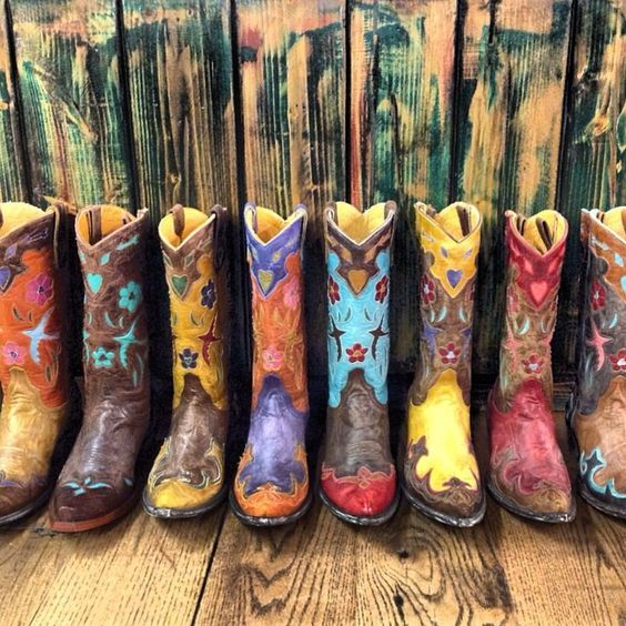 The Facts About Cowboy Boot Care and Storage - Allens Boot Blog ...