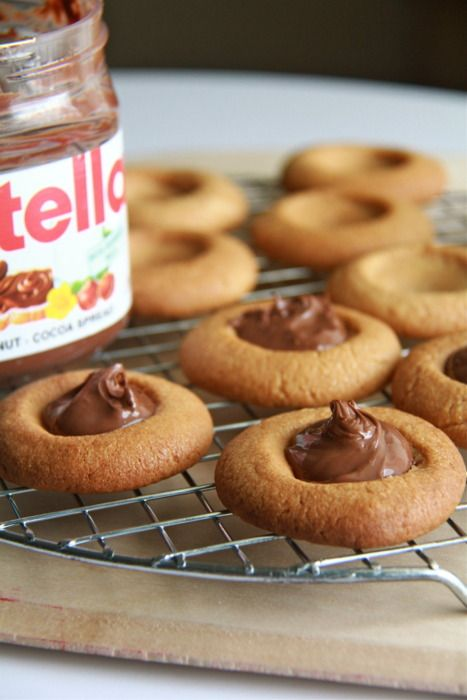 anything with Nutella