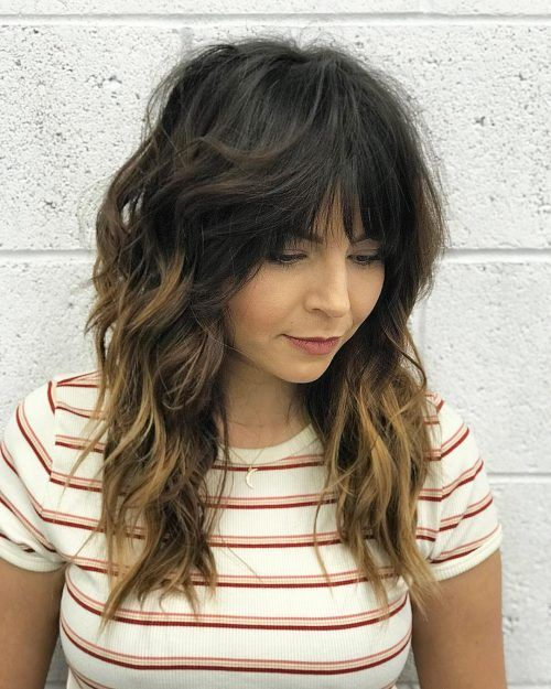 40+ Hairstyles for thick hair ideas in 2021